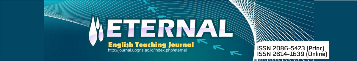 ETERNAL (English Teaching Journal)
